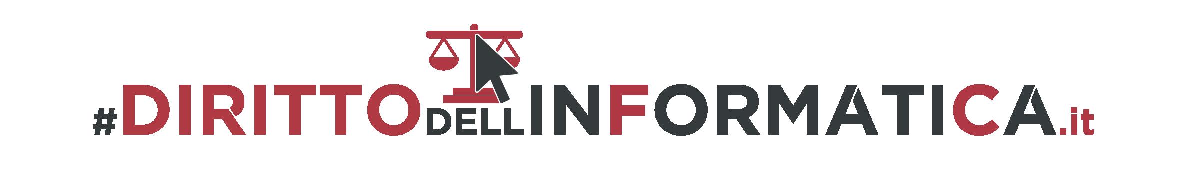 dirittodellinformatica.it – Rivista telematica su diritto e tecnologia logo