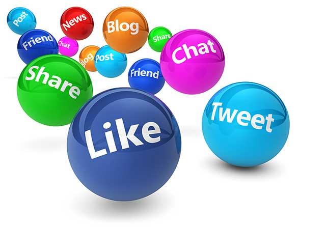 web social network