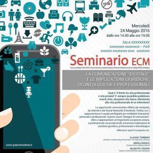 Seminario Forlì Cesena