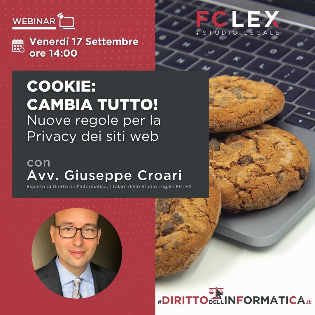 cookie webinar