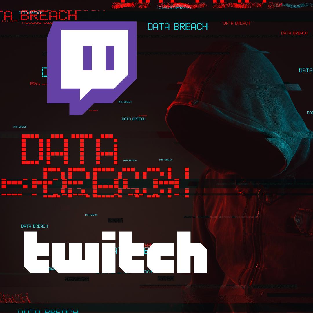 data breach twitch