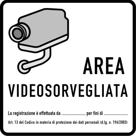 Cartello videosorveglianza - allegato 1